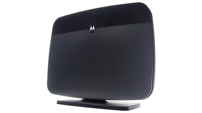 The Speed Master: Motorola Smart AC1900 WiFi Giga Router